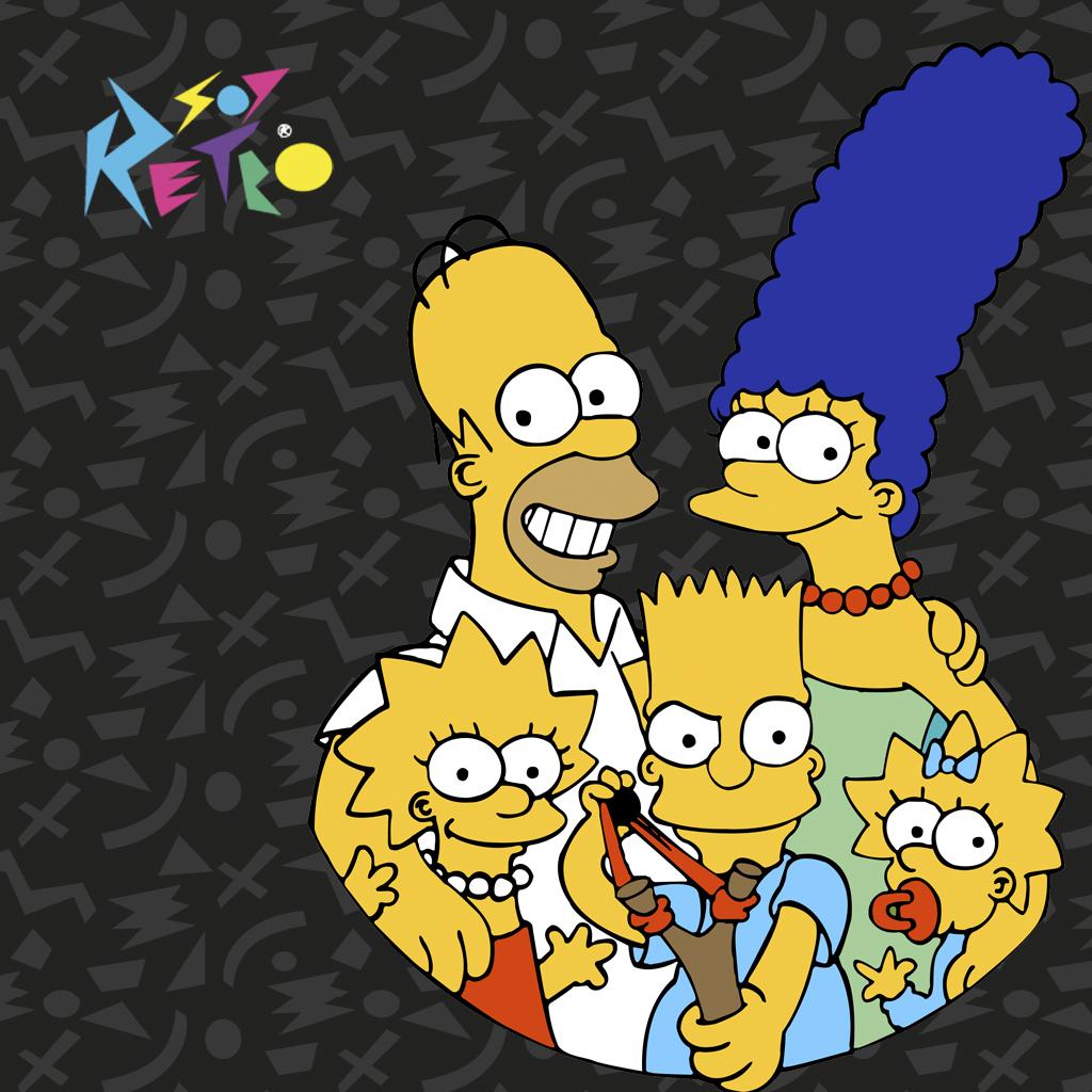 Se cumplen 30 años de la primera aparición de los Simpsons en TV