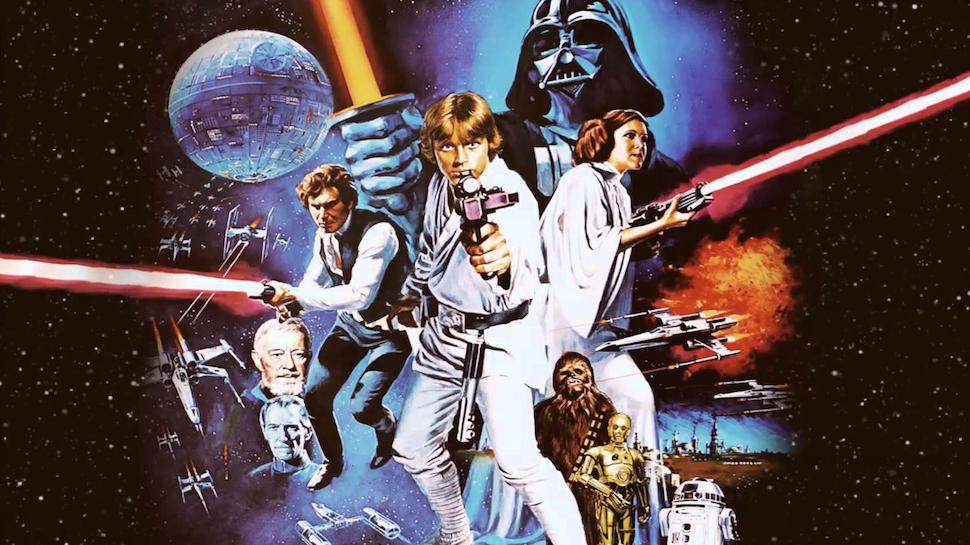 Después de 40 años la nave sigue en el espacio, Star Wars cumple cuatro decadas…