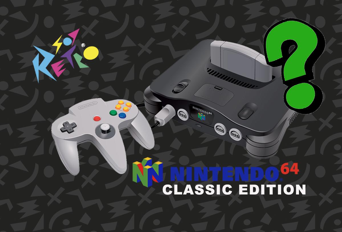 ¿Nintendo 64 mini? Nintendo registra una patente que lo vuelve una posibilidad