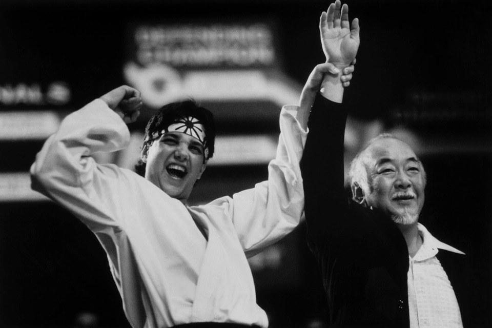 ¿Se acuerdan de Karate kid? Regreso, en forma de  Serie !