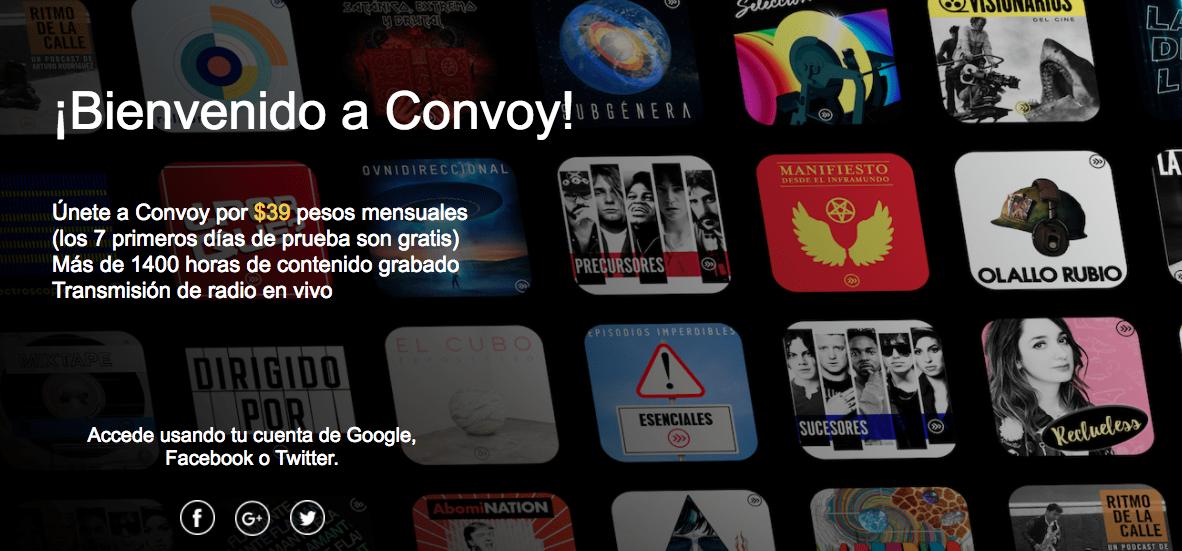 convoy network