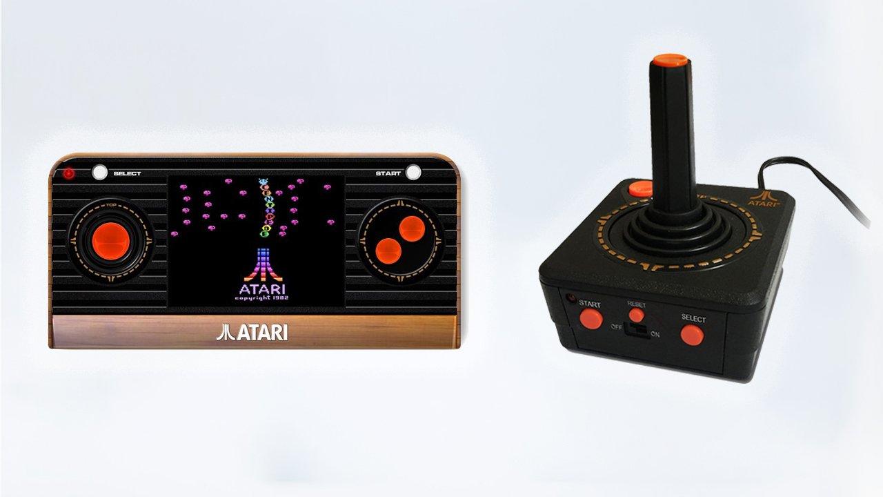 Atari lanza dos consolas retro para esta navidad