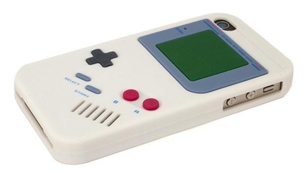 Nintendo patenta funda que convierte tu smartphone en una Game Boy