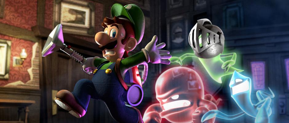 ¡Muere Luigi! El hermano pequeño de Mario Bros.