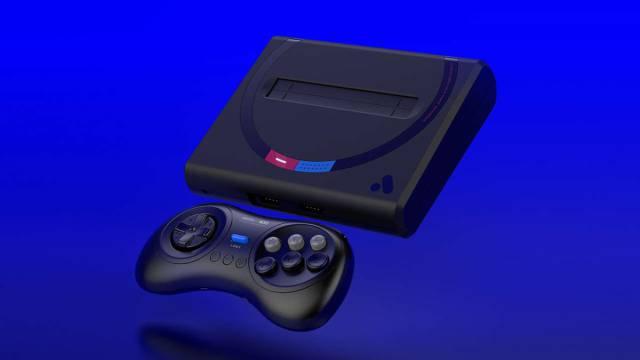 Mega SG: La nueva consola retro para amantes de SEGA