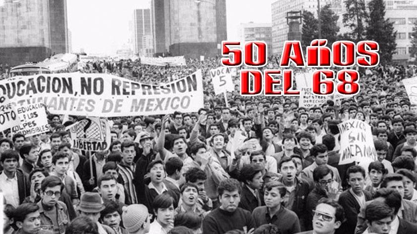 50 años de la masacre en Tlatelolco. Ni perdón, ni olvido.