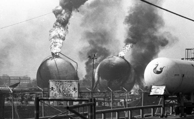 A 34 años de la explosión en San Juanico 3