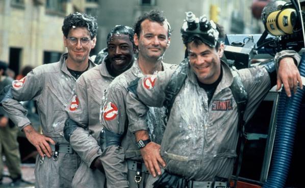 Ya están trabajando en Ghostbusters 3 y reunirá al reparto original