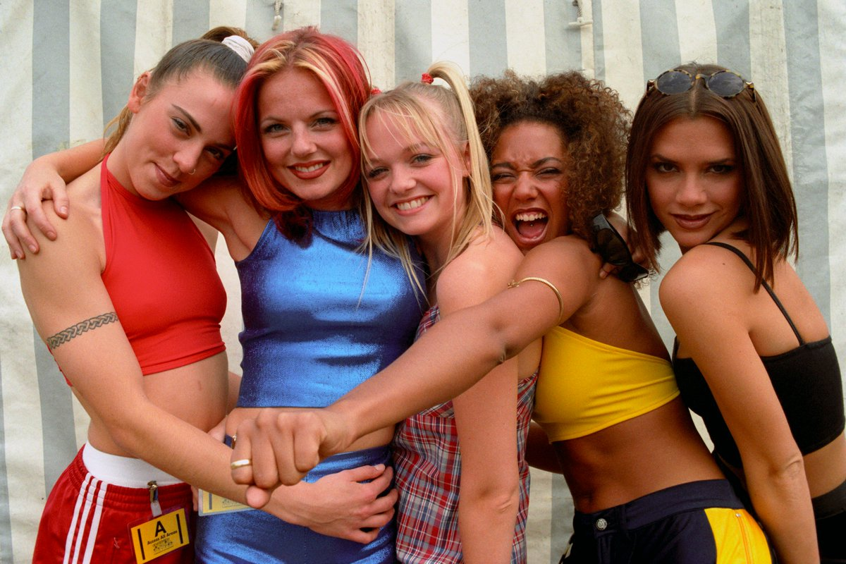 Las Spice Girls están oficialmente de regreso, pero no todas…