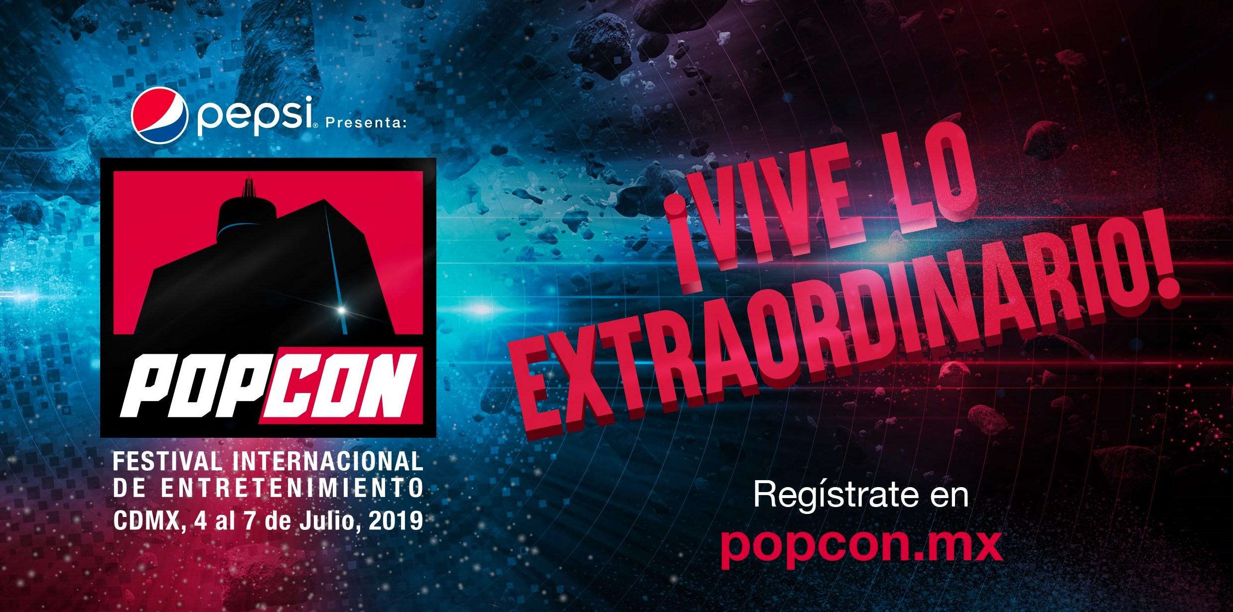 PopCon: El más grande festival de cultura pop llega a la CDMX