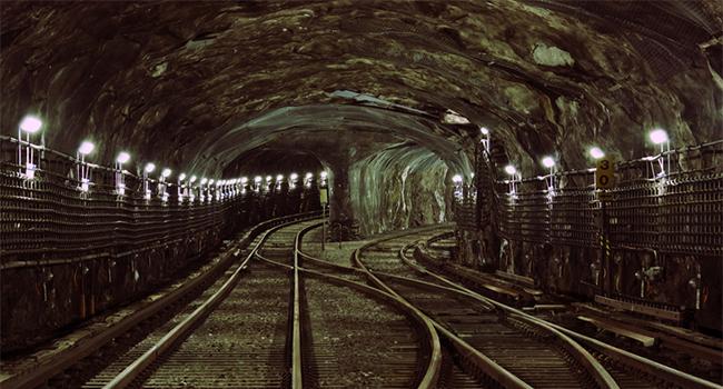 10 leyendas urbanas de los 90's Túneles en el metro