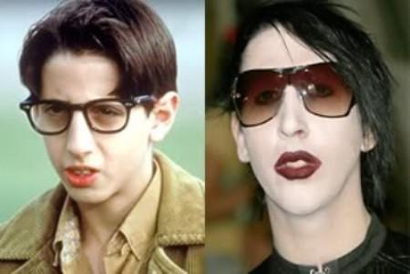 10 leyendas urbanas de los 90's Marilyn Manson