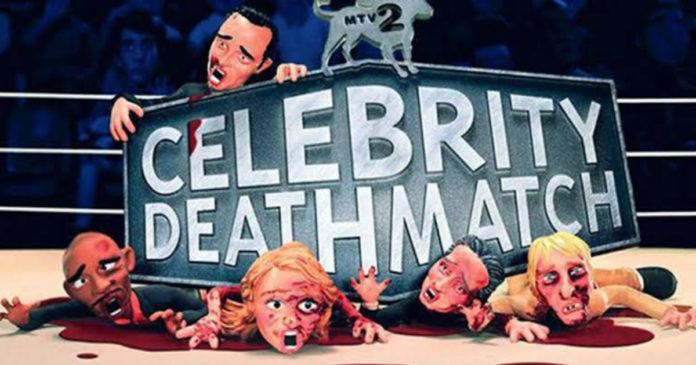 Celebrity Deathmatch de MTV regresará en 2019