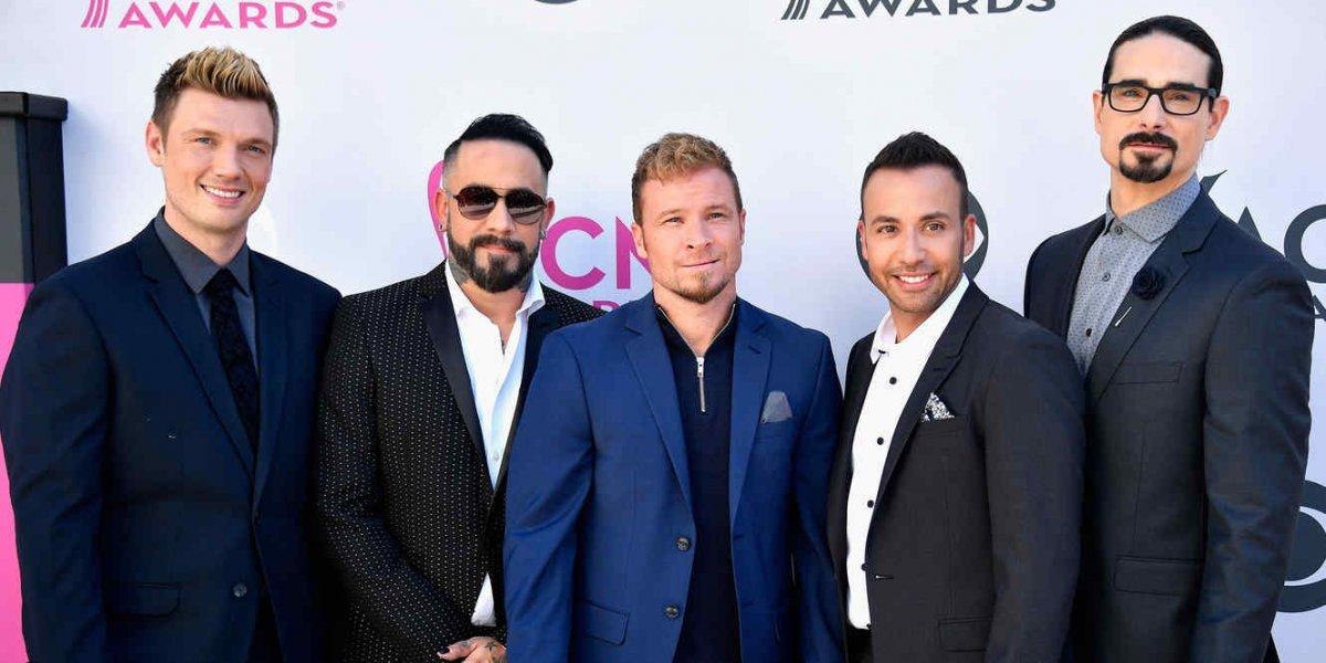 Backstreet Boys regresarán al escenario del Festival de Viña del Mar