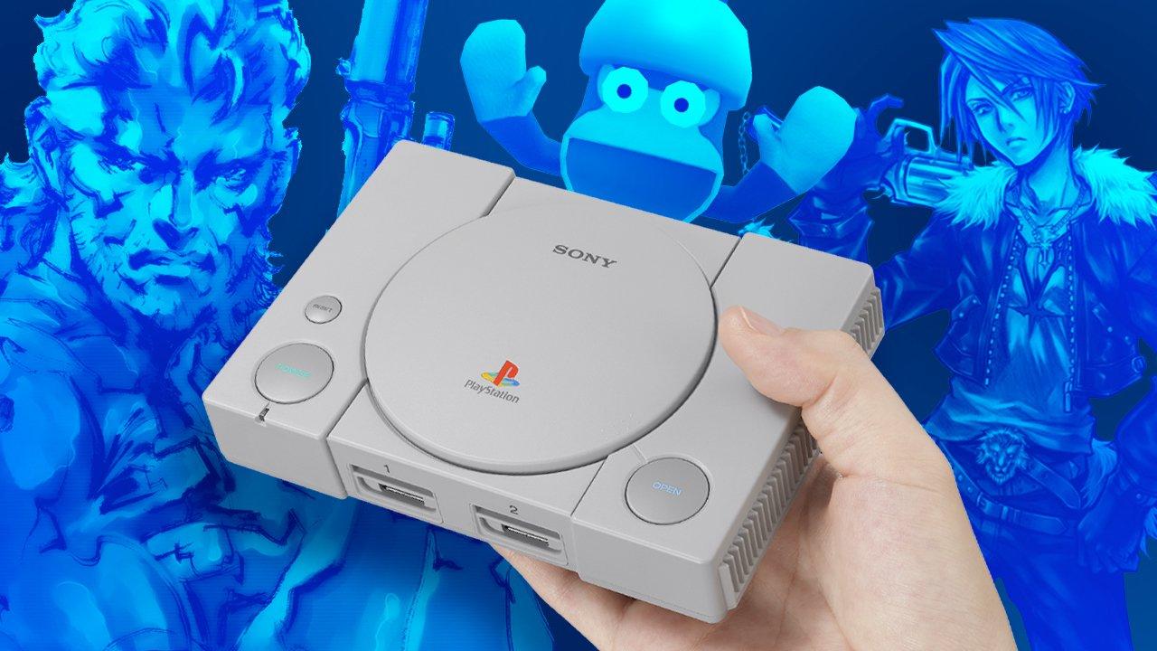 Caen las ventas de la PlayStation Classic: Se vende hasta en 25 dólares