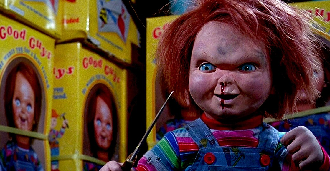 Chucky tendrá su propia serie por Syfy