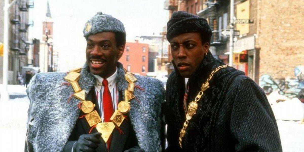Eddie Murphy anuncia secuela de Un príncipe en Nueva York