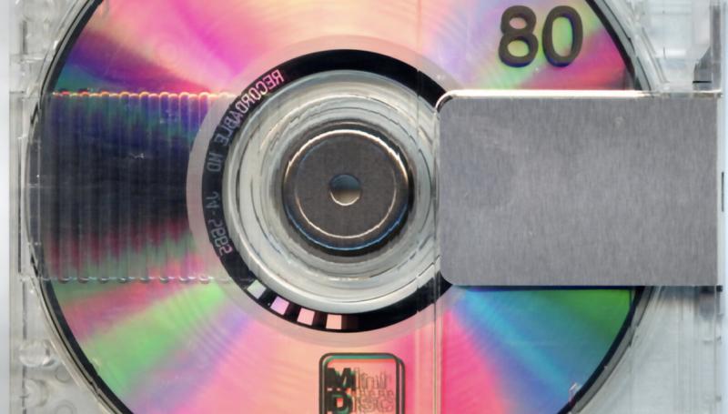 En Japón aún se produce el Mini-Disc