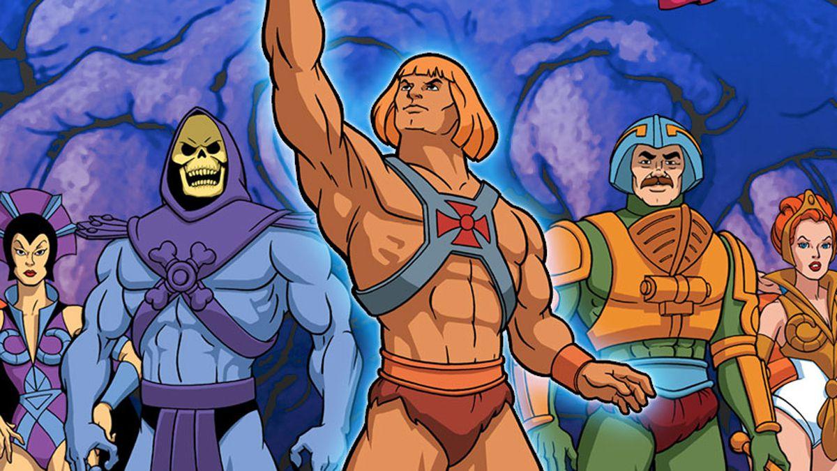 He-Man está de regreso en el Reboot de Los Amos del Universo