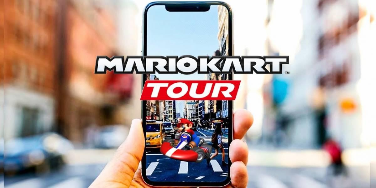 Llega Mario Kart para smartphone en marzo del 2019