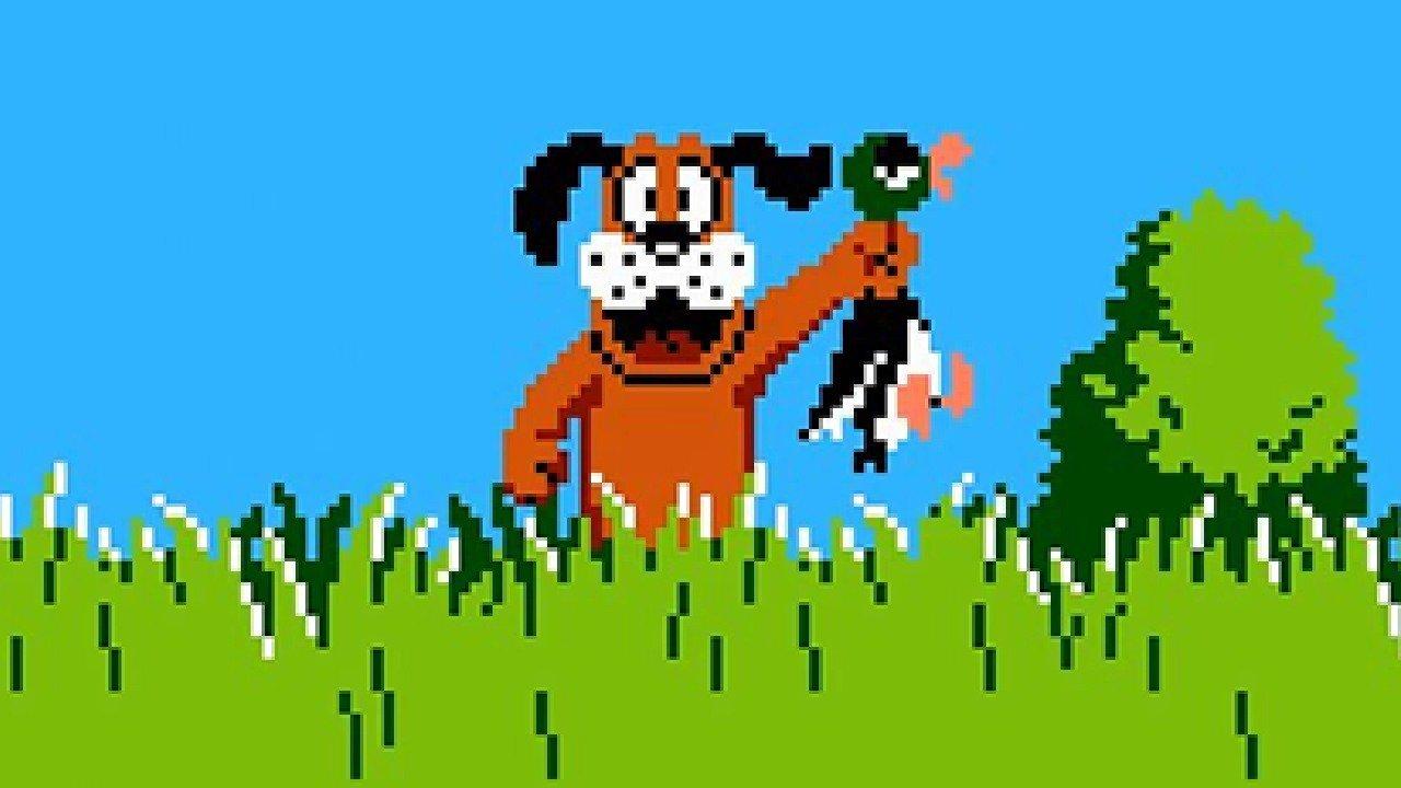 Ya podrás jugar Duck Hunt en los televisores modernos