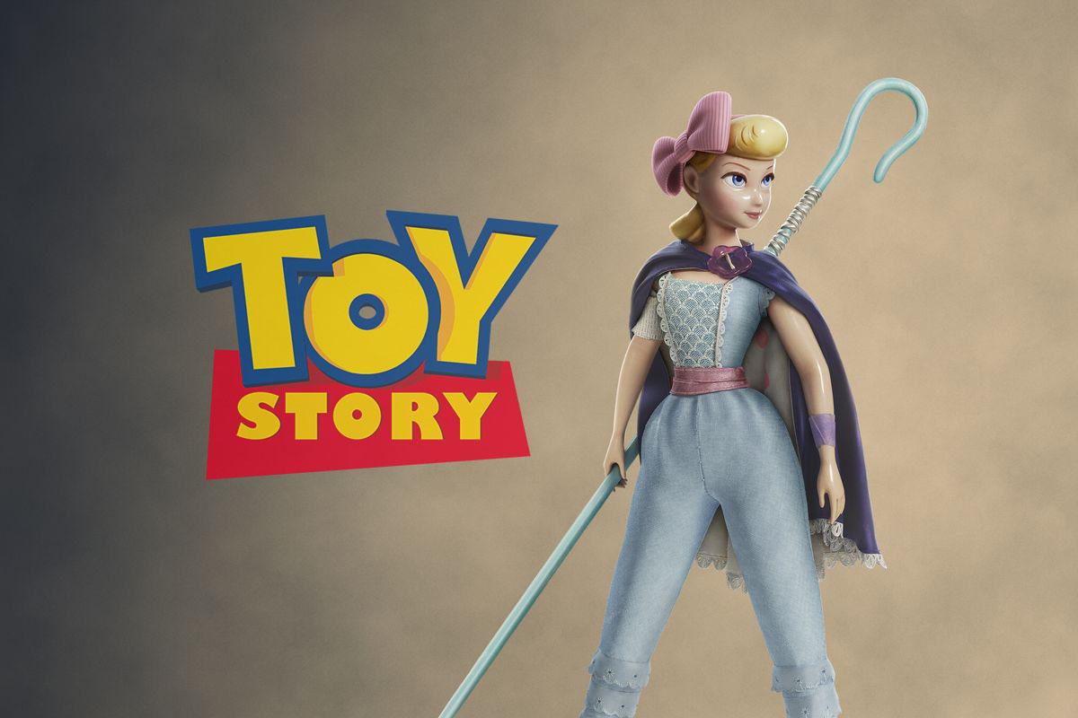 Toy Story 4: Betty vuelve con un nuevo look