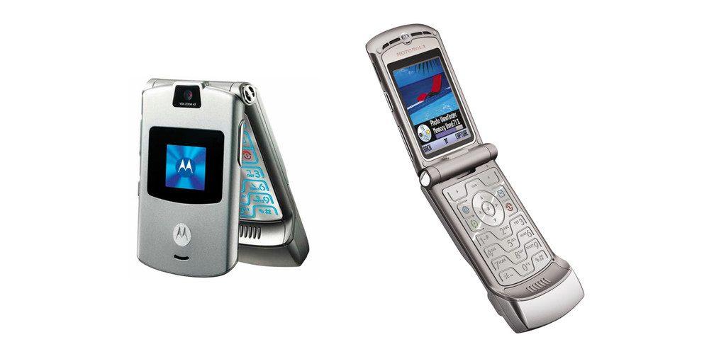 Vuelve el Motorola Razr del 2004, ahora con pantalla plegable