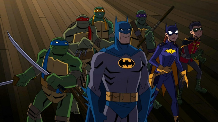 Batman y las Tortugas Ninja se conocerán en una nueva película