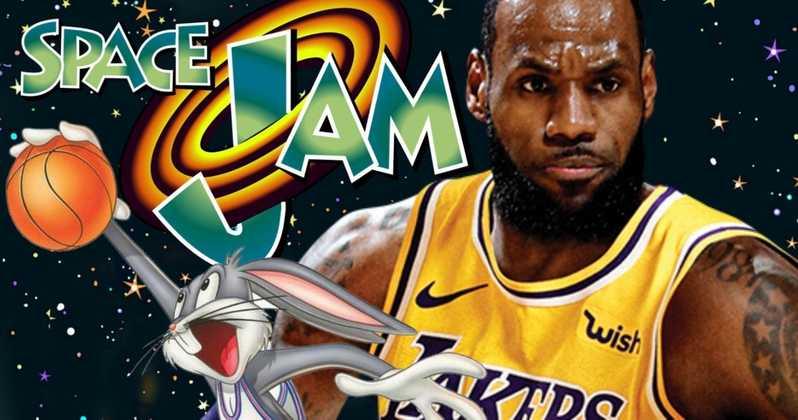 LeBron James anuncia que Space Jam 2 se filmará en verano