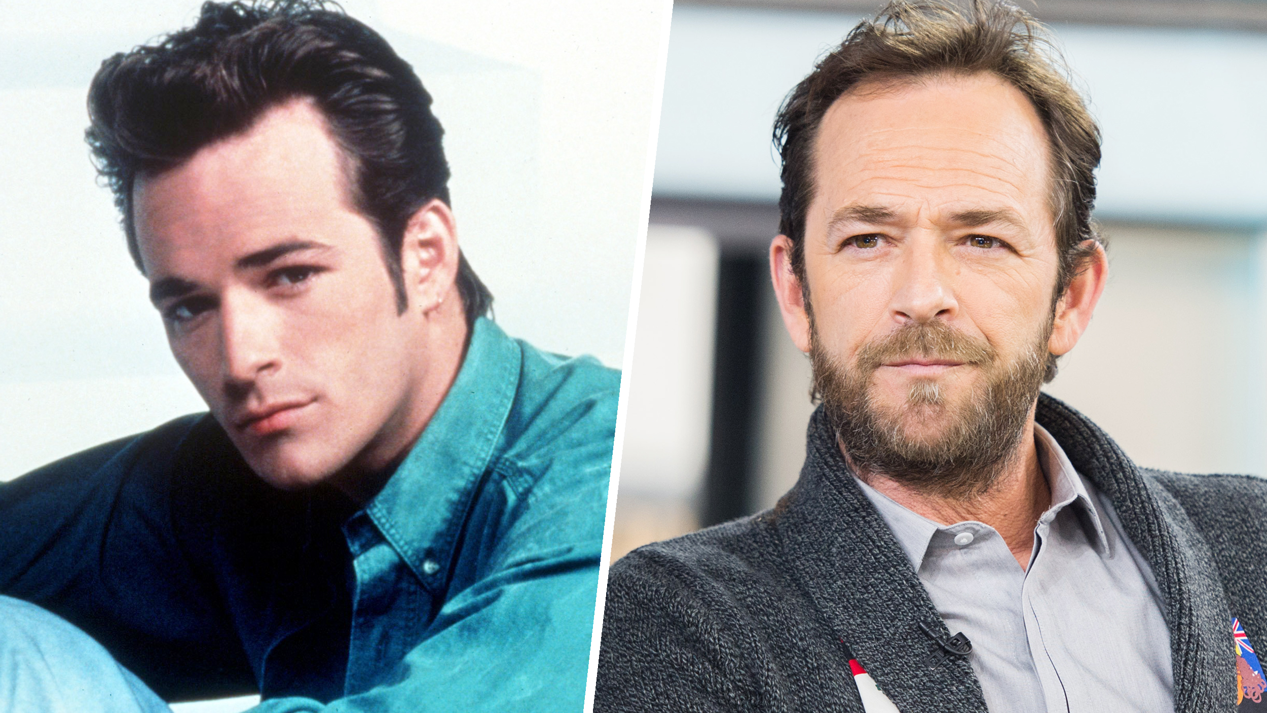 Luke Perry, actor de Beverly Hills 90210, sufre derrame cerebral