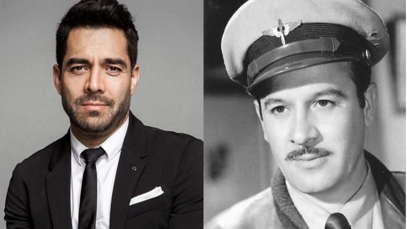 Omar Chaparro interpretará a Pedro Infante en serie de Netflix