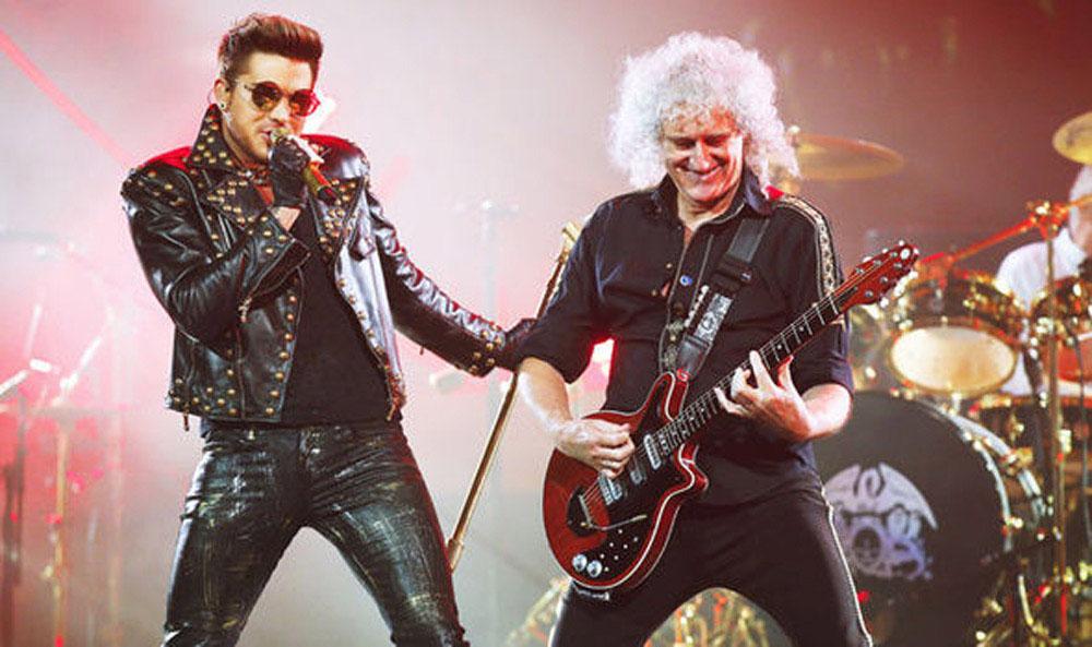 Queen tocará en la ceremonia de los Oscar