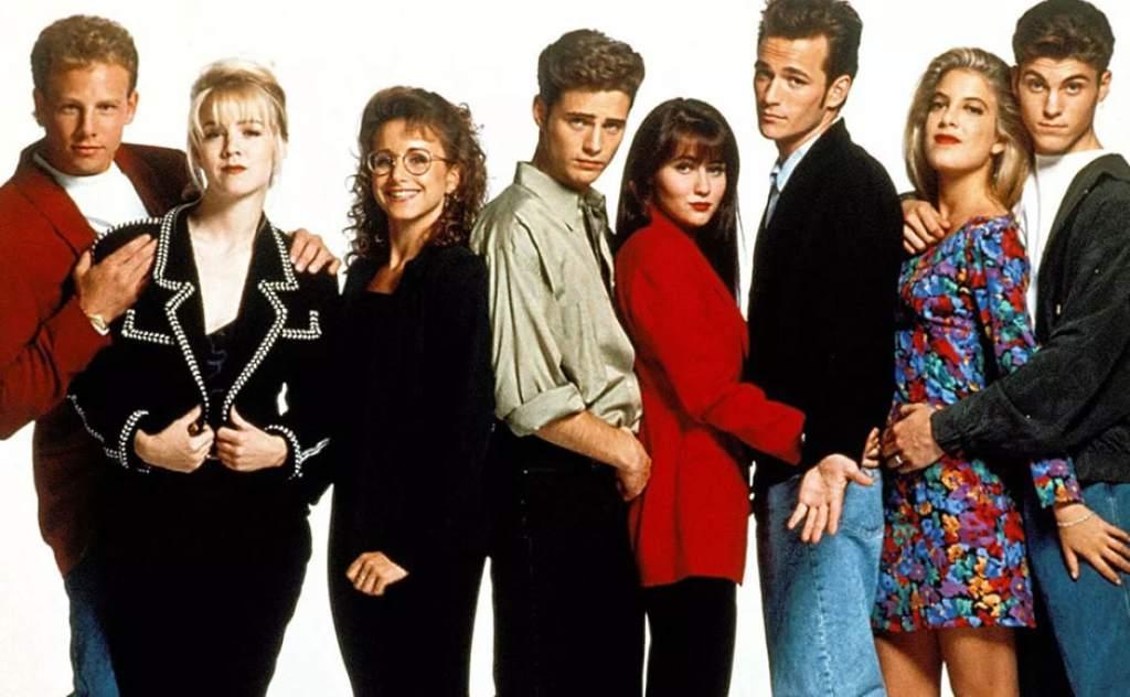 Así se ven hoy los actores de Beverly Hills 90210