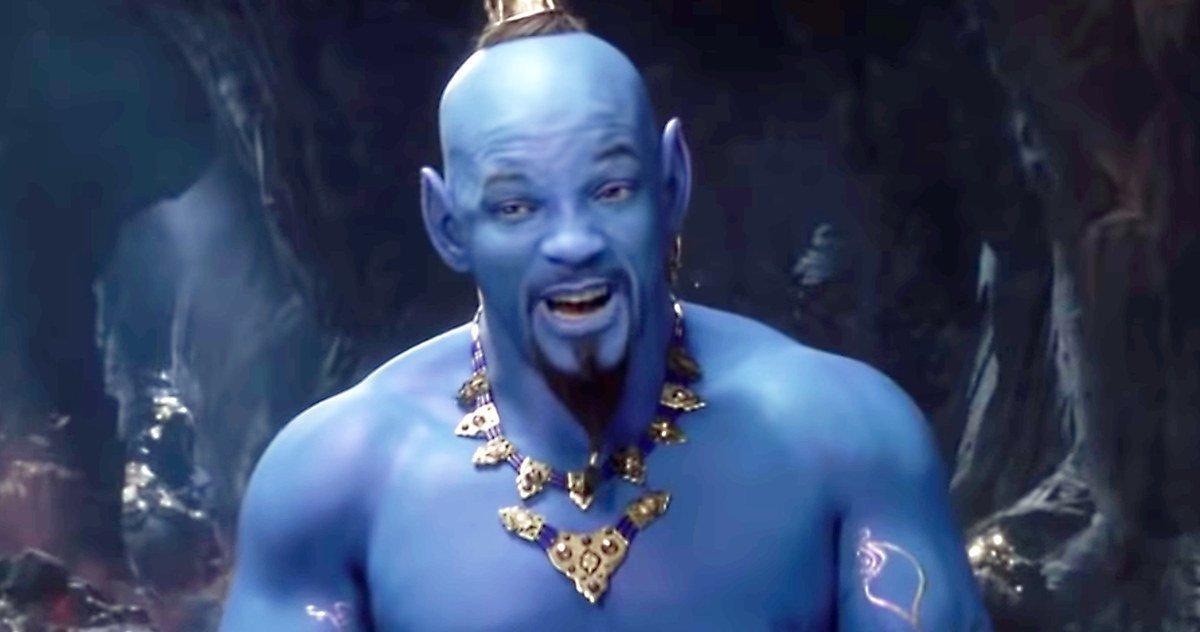 Disney presenta nuevo trailer de la película de Aladdin