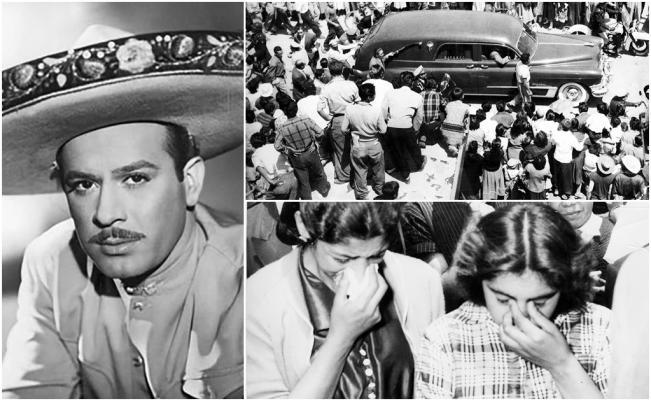 A 62 años del trágico fallecimiento de Pedro Infante