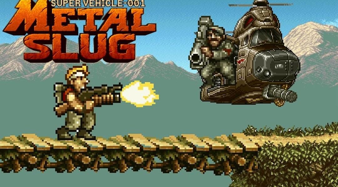 SNK anuncia un nuevo Metal Slug y dos nuevas consolas NeoGeo