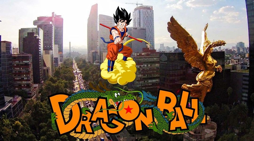 México recibirá el Dragon Ball World Adventure Tour