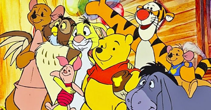 Cada personaje de Winnie the Pooh representa una enfermedad mental