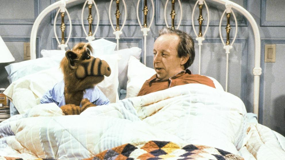 """Fallece el actor Max Wright, el padre en la serie """"Alf"""""""