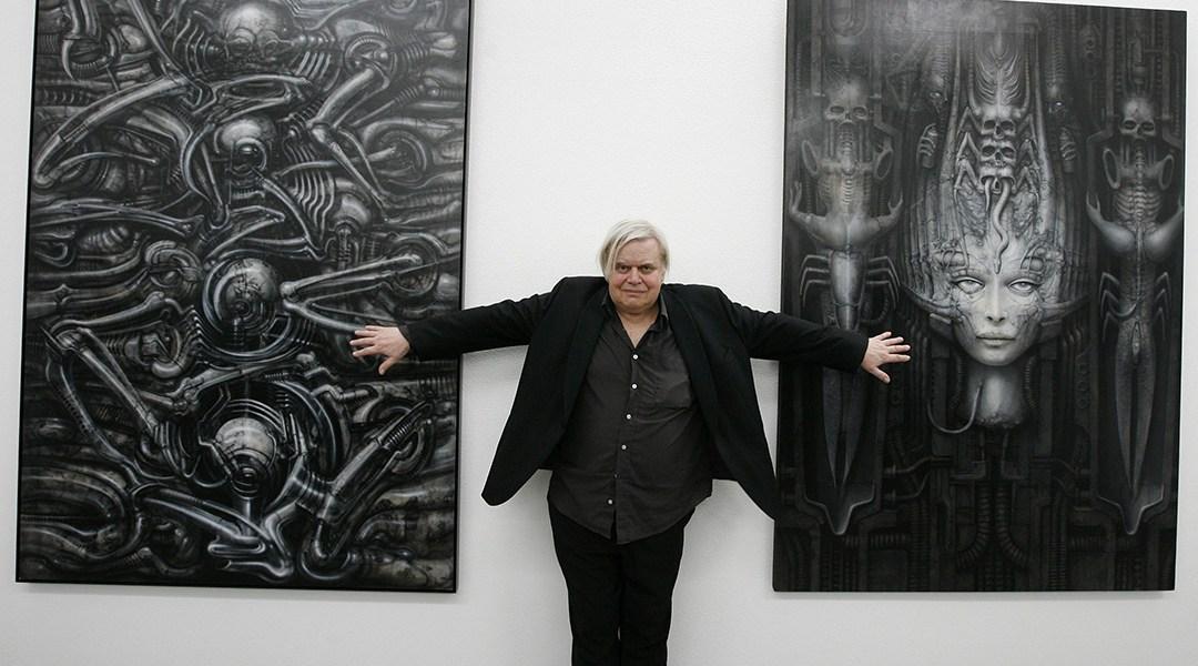 H. R. Giger, el creador de Alien, tendrá una exposición en la CDMX