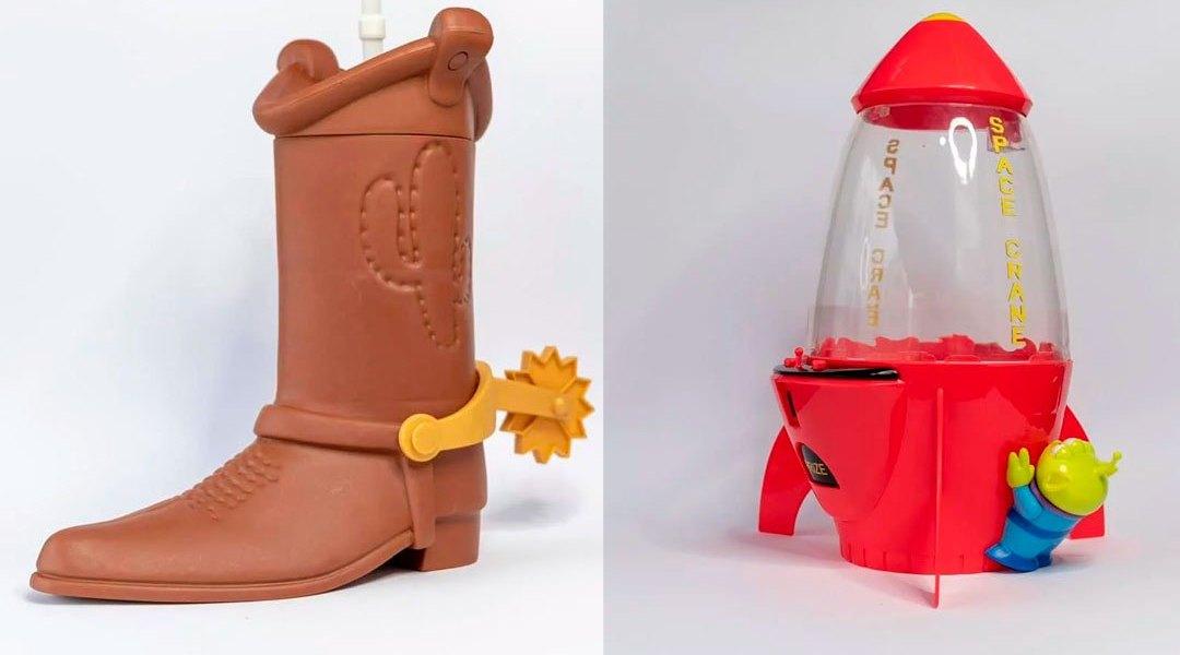Las palomeras y vasos de Toy Story 4 no serán nada baratos