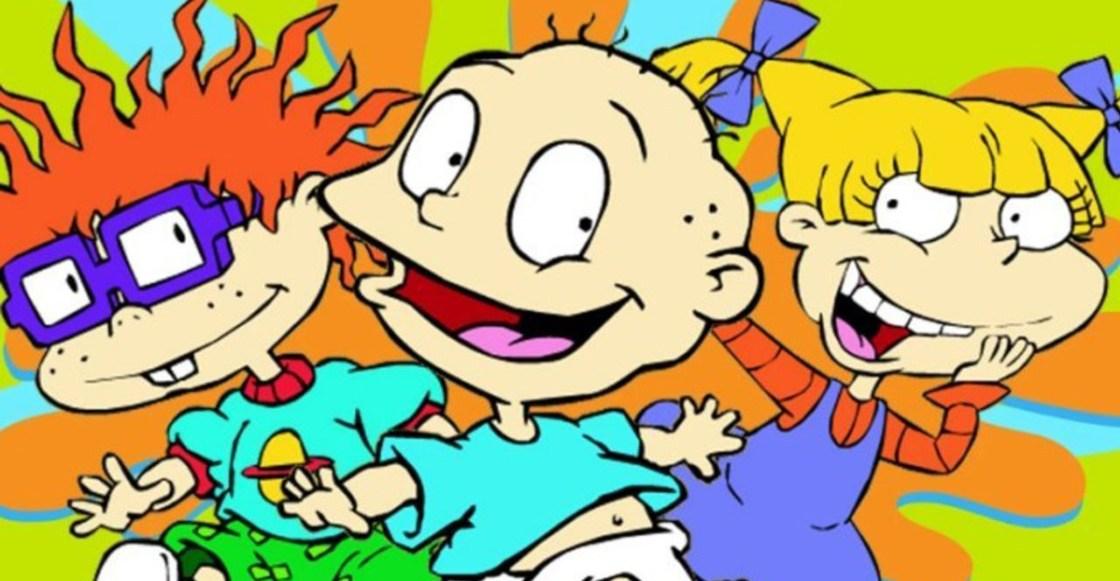 Los Rugrats, una caricatura adelantada a su época