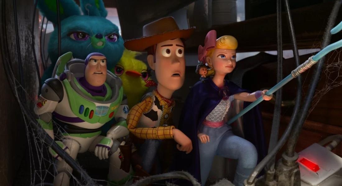 Toy Story 4 tiene referencias ocultas en la tienda de antigüedades