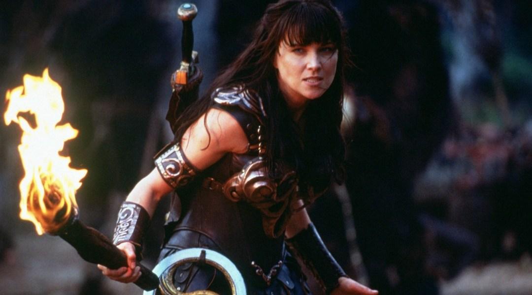 Xena, la princesa guerrera, sale del clóset
