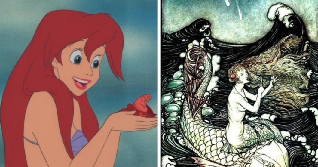 'La Sirenita' es en realidad una historia de amor bisexual