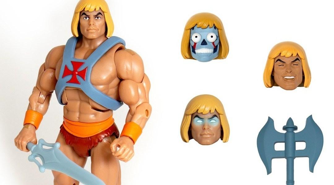 Mattel anuncia nuevas figuras de He-Man y los Amos del Universo