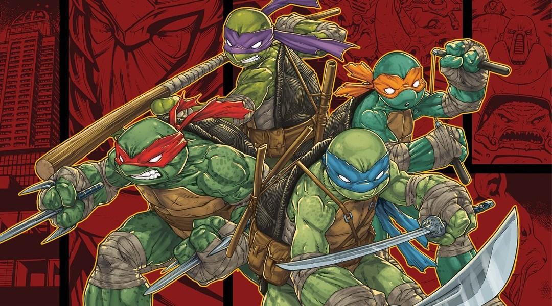 Una mujer será la nueva integrante de Las Tortugas Ninja