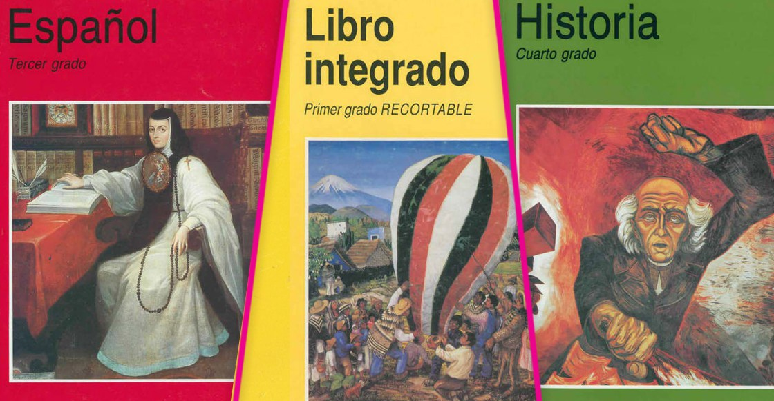 Ya puedes ver en línea tus libros de la SEP de la primaria