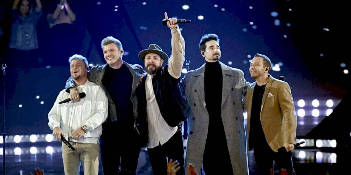 "Backstreets Boys regresan a México para presentar su gira ""DNA World Tour"""