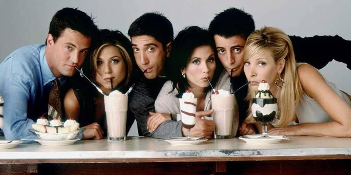 'Friends' llegará a la pantalla grande para celebrar su 25 aniversario